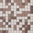 Мозаика LeeDo: Marte 23x23x6 мм из керамогранита неглазурованная с прокрасом в массе