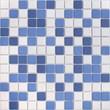 Мозаика LeeDo: Nettuno 23x23x6 мм из керамогранита неглазурованная с прокрасом в массе