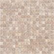 Мозаика LeeDo - Caramelle: Pietrine - Emperador Light матовая 15x15x4 мм