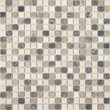 Мозаика LeeDo - Caramelle: Pietrine - Pietra Mix 1 матовая 15x15x4 мм