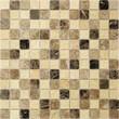 Мозаика LeeDo - Caramelle: Pietrine - Pietra Mix 1 полированная 23x23x4 мм